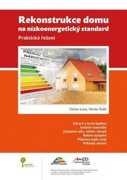 Rekonstrukce domu na nízkoenergetický standard