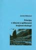 Principy v obecné a aplikované krajinné ekologii