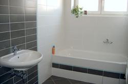 Standardní vybavení koupelny