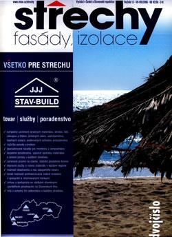 Střechy, Fasády, Izolace 7-8/2006