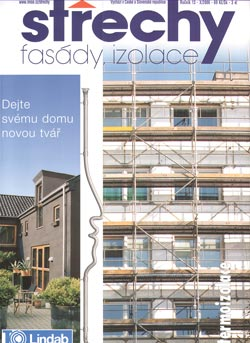 Střechy, Fasády, Izolace 10/2006