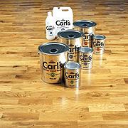 Sada přípravků pro povrchovou úpravu, čištění a údržbu dřevěných podlah
