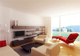 Možnost architektonického řešení bytu