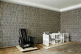 Rodný dům J. Hoffmanna je od roku 2006 v odborné péči Moravské galerie v Brně. Dlouhodobá expozice prezentuje Hoffmannův tvůrčí odkaz. Foto: Moravská galerie