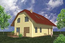 MODARO -  vzorový dům Arkona