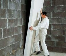 Vnitřní zateplení stěn