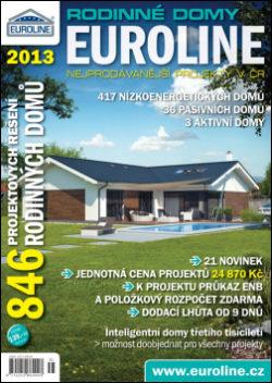 Katalog 846 projektových řešení rodinných domů 2013