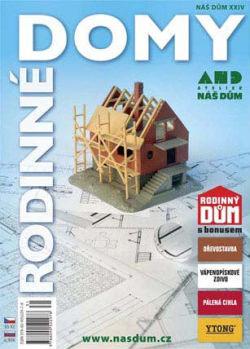 Katalog rodinných domů NÁŠ DŮM XXIV - Rodinné domy s bonusem