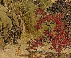 Obraz mistra Tang Yin z 15. století