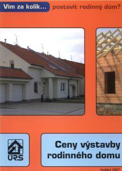 Ceny výstavby rodinného domu