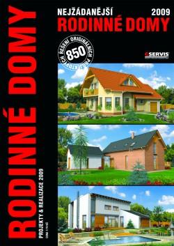 Rodinné domy - projekty a realizace 2009