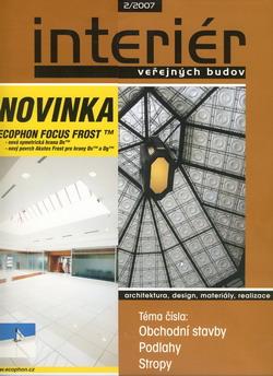 Interiér veřejných budov 2/2007
