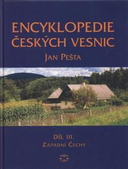 Encyklopedie českých vesnic, dil III. - Západní Čechy