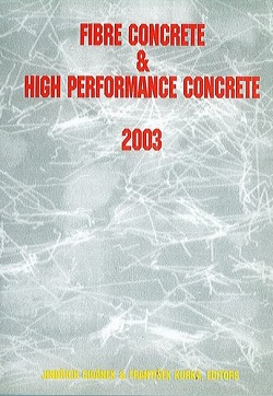 Fibre concrete + high performance concrete 2003