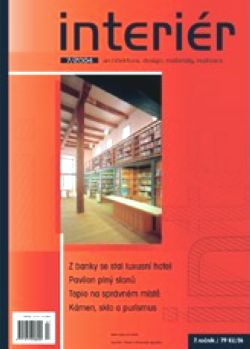 Interiér veřejných budov 7/2004