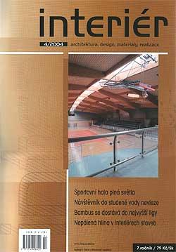 Interiér veřejných budov 4/2004