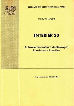 Interiér 20: Aplikace materiálů a dopl.konstrukcí v interiéru