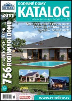 Katalog 756 projektových řešení rodinných domů