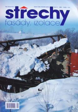 Střechy, Fasády, Izolace 1/2008