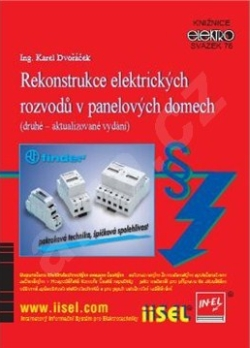 Rekonstrukce elektrických rozvodů v panelových domech