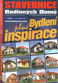 Stavebnice rodinných domů 1/2004