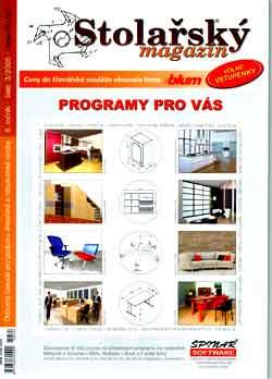 Stolařský magazín 3/2005