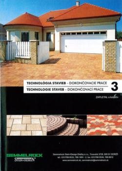 Technologie staveb - dokončovací práce 3