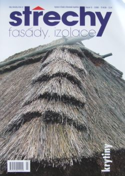 Střechy, Fasády, Izolace 3/2008