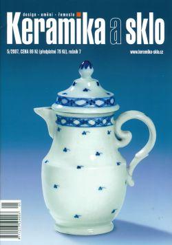Keramika a sklo 5/2007