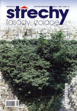 Střechy, Fasády, Izolace 10/2007