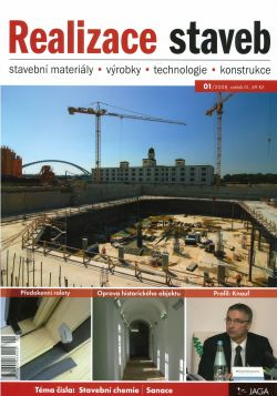 Realizace staveb 1/2008
