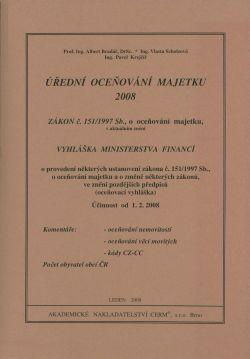 Úřední oceňování majetku 2008