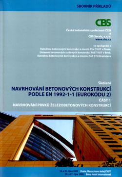 Navrhování betonových konstrukcí podle EN 1992-1-1 (eurokódu 2) - část 1