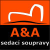 A&A sedac soupravy