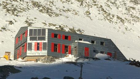 Chata pod Rysy - zpráva o rekonstrukci