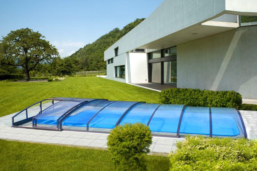 Zastřešení bazénů albixon