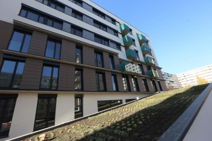 Chytré bydlení má už konkrétní bytové projekty