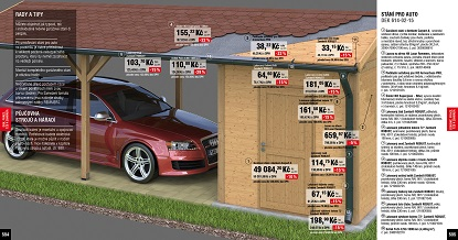 Katalog Stavebnin DEK vám zaručí správné stavební postupy i volbu vhodného materiálu