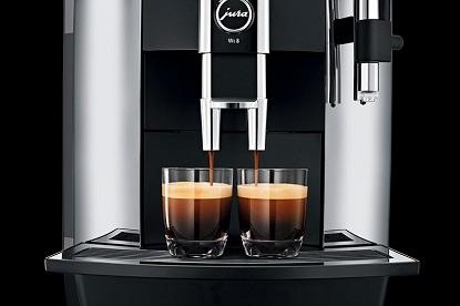 Kávovary JURA: Dokonalá káva jako od baristy