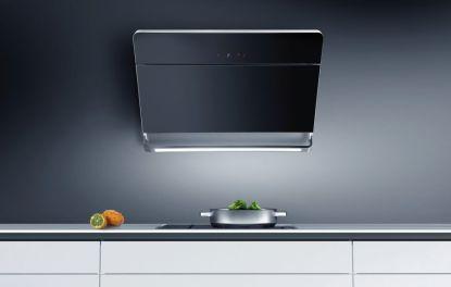 Odsavače par KLUGE: Design ve vaší kuchyni