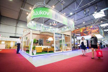 ALUKOV na veletrhu For Arch představí nové trendy vzastřešování