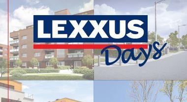 LEXXUS Days se blíží - nabídku více než 1 300 nemovitostí a 45 projektů po celé Praze obohatí zahájení prodeje dalších nových projektů v rámci akce