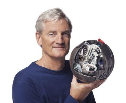 James Dyson naučil svět milovat vysavač
