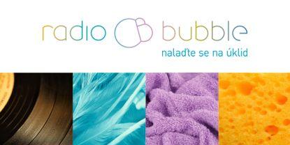 Nalaďte si Rádio Bubble: první rádio k úklidu koupelny