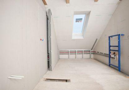Udělat příčky a podlahu koupelny z materiálů prosuchou výstavbu dnes není žádný problém