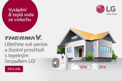 Tepelné čerpadlo LG THERMA V