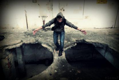 Na opuštěných stavbách mě baví příběh, říká explorer ScouT