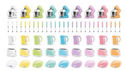 Soutěž: Rozveselte kuchyni barevnými spotřebiči