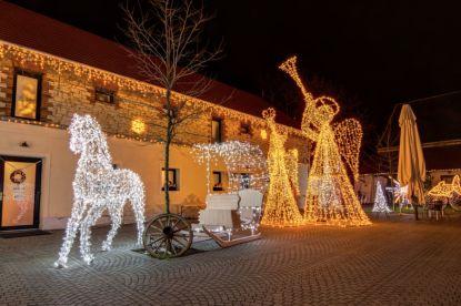 Rozsvícené Vánoce: Jak na vánoční výzdobu
