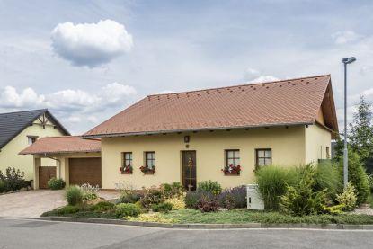 Pasivní dům Šardice s dotací Zelená úsporám